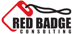 Red Badge Consulting  Logo